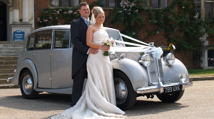 Triumph Renown Wedding Car